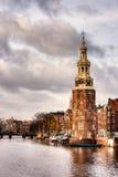 Munttoren Tower Stock Image