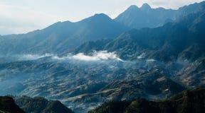 Muong Hoa Valley Fotografia Stock