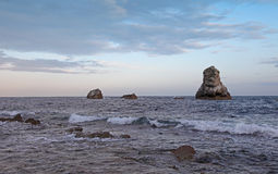 Mupe bay Royalty Free Stock Images