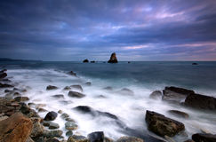 Mupe Bay Dorset Stock Images