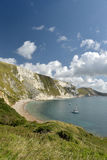 Mupe Bay near Lulworth Cove Stock Image