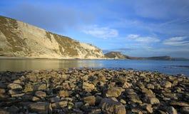 Mupe Schacht Dorset Stockfotografie