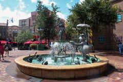 Muppetbrunnen an Hollywood-Studios Lizenzfreie Stockfotografie