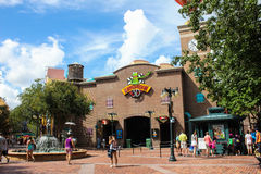 Muppets 3D, Hollywood Studios Royalty Free Stock Image