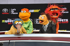 Muppets characters Royalty Free Stock Photos