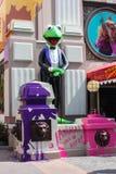 Muppets 3D, studi di Hollywood Fotografia Stock Libera da Diritti