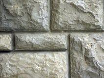 Mur âgé de plâtre Photos libres de droits