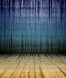 mur 3d en béton grunge avec des souillures Photos libres de droits