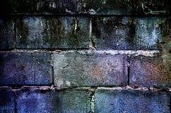 Mur abstrait Images libres de droits