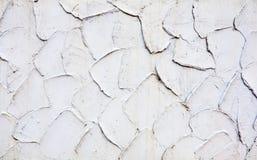 Mur abstrait blanc Photo libre de droits
