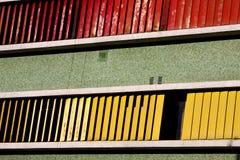 mur abstrait de texture dans le bureau Argentine Images stock