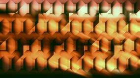 Mur abstrait généré par ordinateur illustration de vecteur