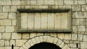 Mur antique Photos libres de droits