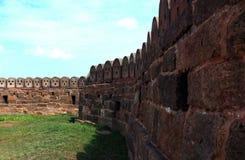 Mur antique Images libres de droits