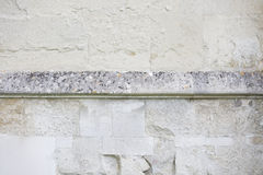 Mur antique - texture Photos libres de droits