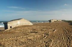 Mur atlantique Images libres de droits