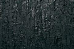 Mur avec la peinture débordante noire, fond d'art photo libre de droits