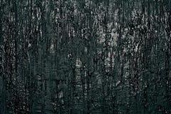 Mur avec la peinture débordante noire, fond d'art photographie stock libre de droits