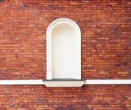 Mur avec la place Photos stock