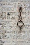 Mur avec le collet images libres de droits