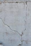 Mur avec le plâtre criqué Photographie stock libre de droits