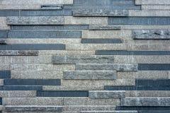 Mur avec les blocs de marbre en plan rapproch? photos libres de droits