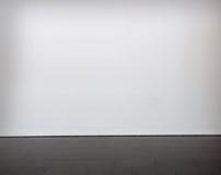 Mur blanc Images stock