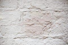 Mur blanc Photos libres de droits