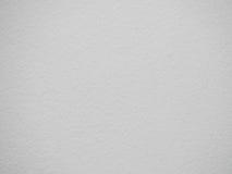 Mur blanc rocailleux Images libres de droits