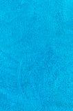 Mur bleu Photo stock