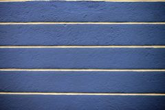 Mur bleu de fond Image stock