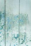 Mur bleu texturisé avec des souillures Photographie stock libre de droits