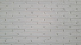 Mur bricked par blanc Photos stock