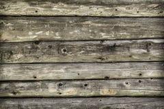 Mur brun naturel en bois de grange Modèle de fond de texture de mur images stock