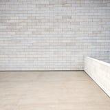 Mur carrelé photo stock
