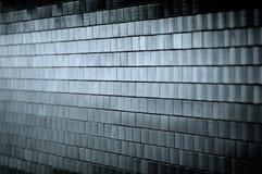 Mur carrelé foncé photo libre de droits