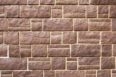 Mur carrelé gris Plan rapproché texturisé de fond Images stock
