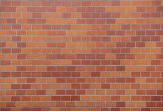 Mur carrelé orange photographie stock