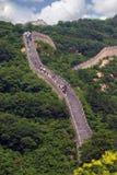 Mur chinois grand photo stock