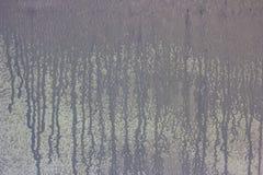 Mur concret de vieux cru criqué sale grunge et de ciment de moule de texture ou fond gris-clair de plancher image stock