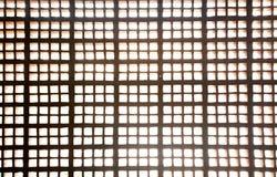 Mur construit avec des briques Images stock