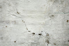 Mur criqué Image stock