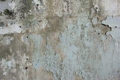 Mur criqué Photos stock