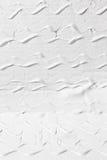 Mur décoratif blanc de plâtre, fond abstrait photo libre de droits