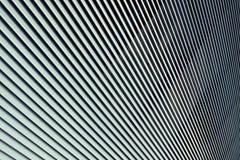 Mur d'acier inoxydable images stock