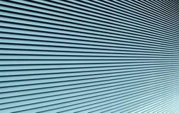 Mur d'acier inoxydable photo stock