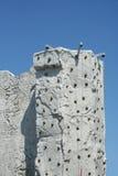 Mur d'escalade Photographie stock