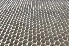 Mur d'hexagone Photographie stock libre de droits