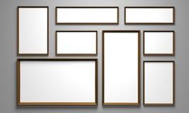 mur d'illustrations Images libres de droits