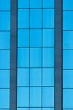 Mur d'immeuble de bureaux Photo libre de droits
